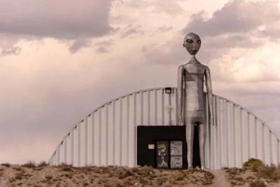Exploring the Extraterrestrial Highway