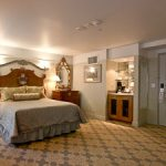 Spacious accomodation in room 4231 at West Baden Springs Hotel