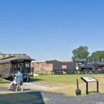 The Georgia State Railroad Museum