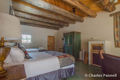 Suite 53 at Ojo Caliente Hot Springs