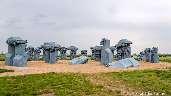 Carhenge -- Alliance NE