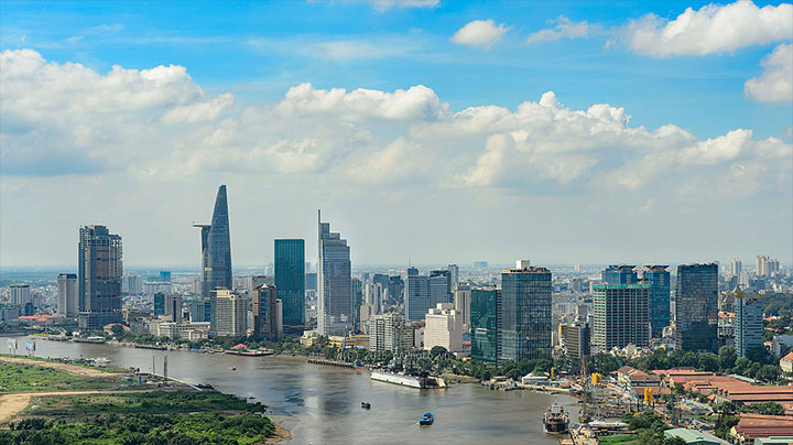 Ho Chi Minh CityBy Hieucd (Own work) [CC BY-SA 4.0 (creativecommons.org/licenses/by-sa/4.0)], via Wikimedia Commons