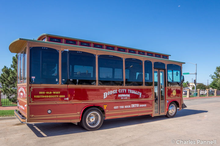 Dodge City Trolly