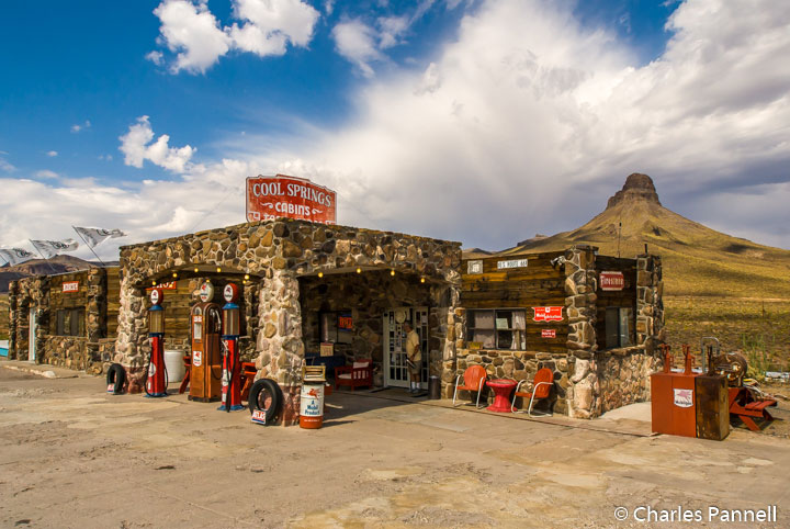 Cool Springs on Route 66