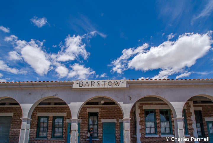 Harvey House's Casa Del Desierto in Barstow, California
