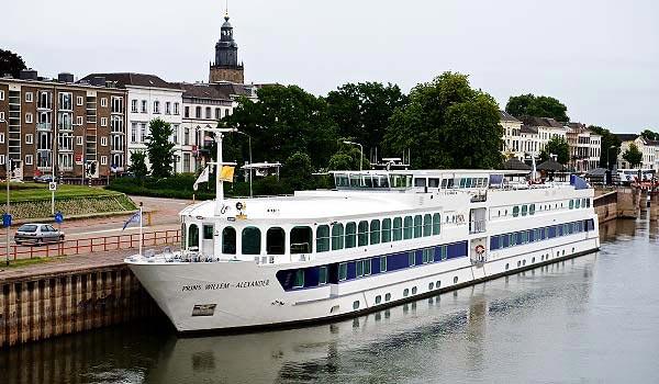 Plan a Wheelchair-Accessible European River Cruise
