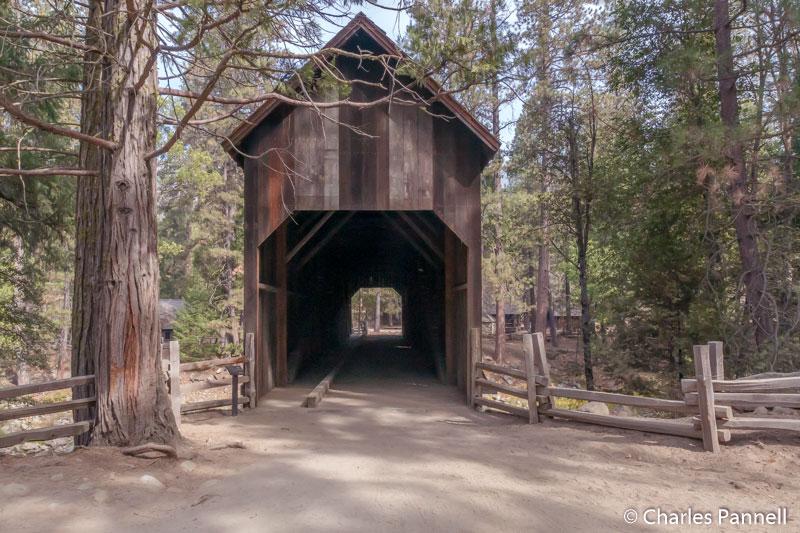 Galen Clark Covered Bridge