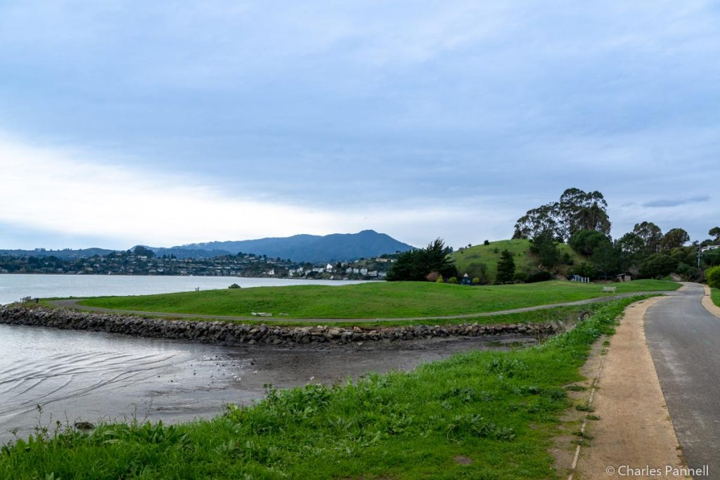 Tiburon Rail Trail Offers Several Wheelchair Accessible Routes