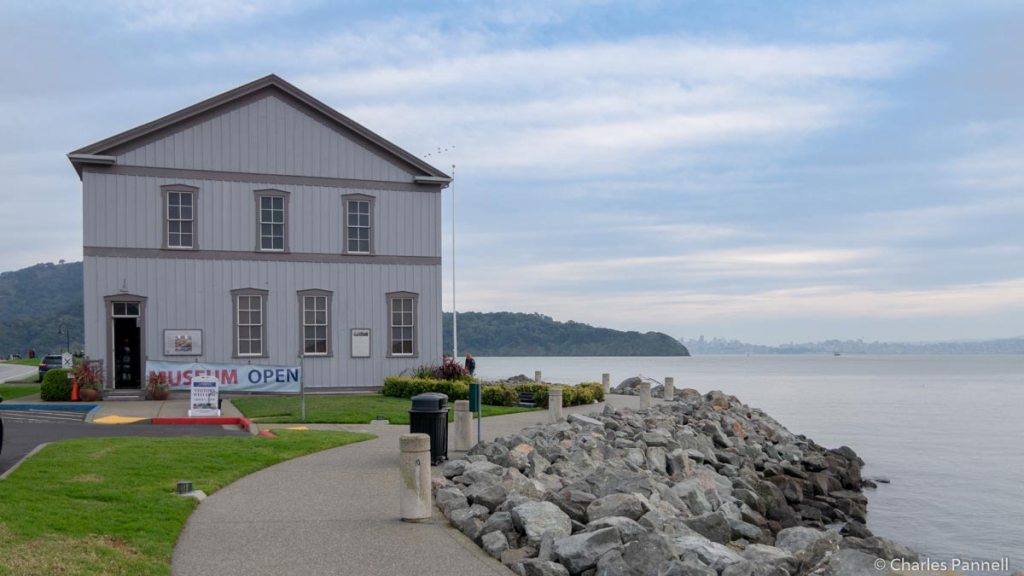 Tiburon Railroad and Ferry Museum