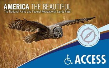 America The Beautifull Access Pass