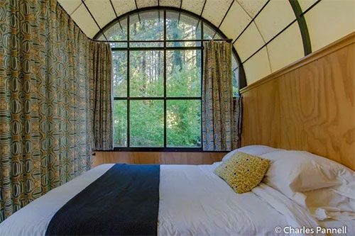 Wheelchair Accessible Glamping On Californias Rugged North Coast in sonoma county, california