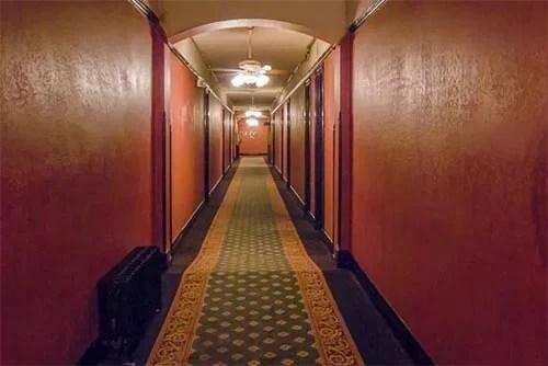 Haunted Hotels Across America