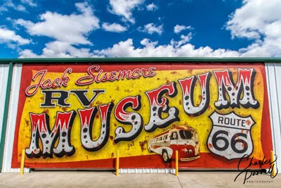 Amarillo RV Museum Offers a Blast From the Past