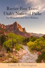 Cover of Barrier-Free Travel Utah National Parks
