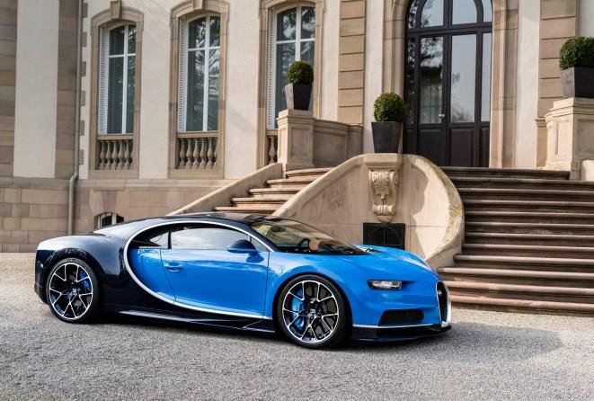 Bugatti Chiron Unveiled After Prolonged Secrecy - Emerging Magazine Bugatti (4)