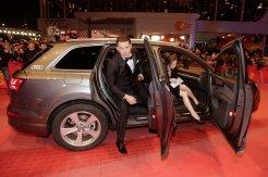 "Channing Tatum, Film ""Hail, Caesar!"", Berlinale Palast in Berlin"