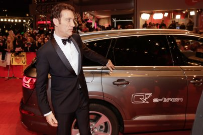 "Clive Owen, Film ""Hail, Caesar!"", Berlinale Palast in Berlin"