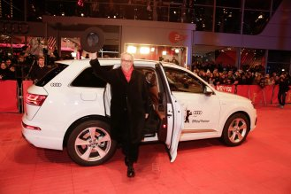 "Festival director Dieter Kosslick, Film ""Hail, Caesar!"", Berlinale Palast in Berlin"