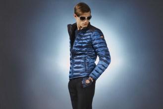 Chiron Down Jacket - Emerging Magazine Male Fashion
