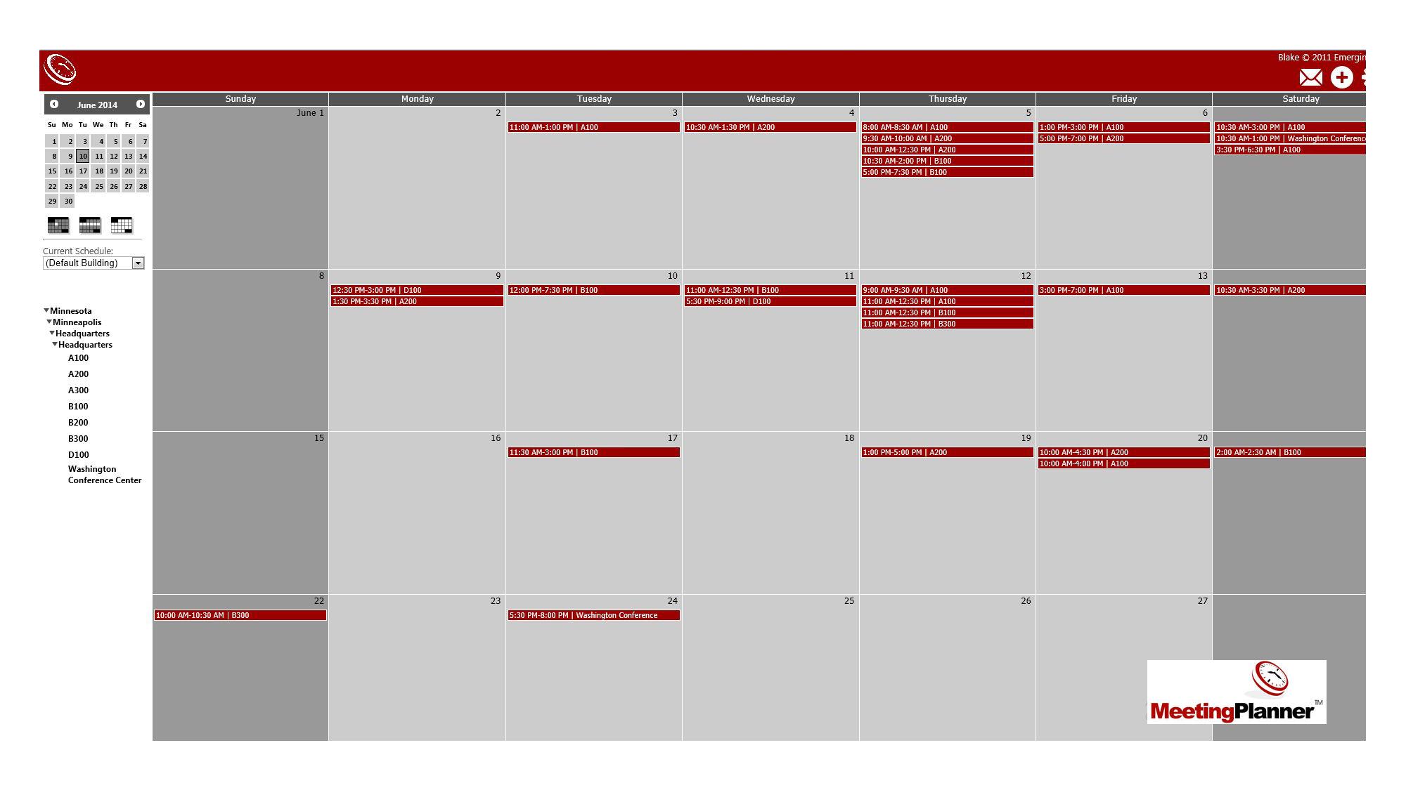 New Feature Meetingplanner Web Scheduler