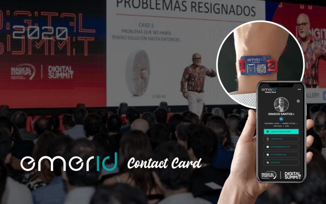 Emerid conecta a más de 1200 personas en el evento que marca la tendencia del año en Innovación
