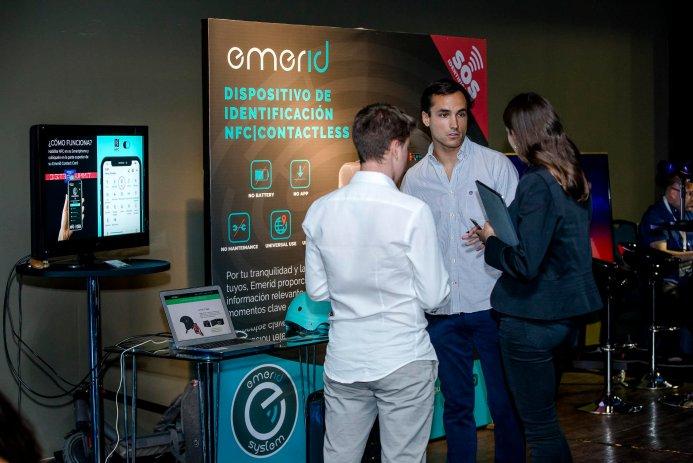 Stand Emerid System Digital Summit 2020 SantiagoChile
