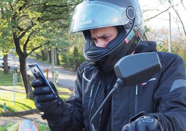 motorista emerid helmet