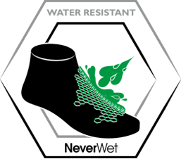 View water and stain resistant NeverWet® treatment