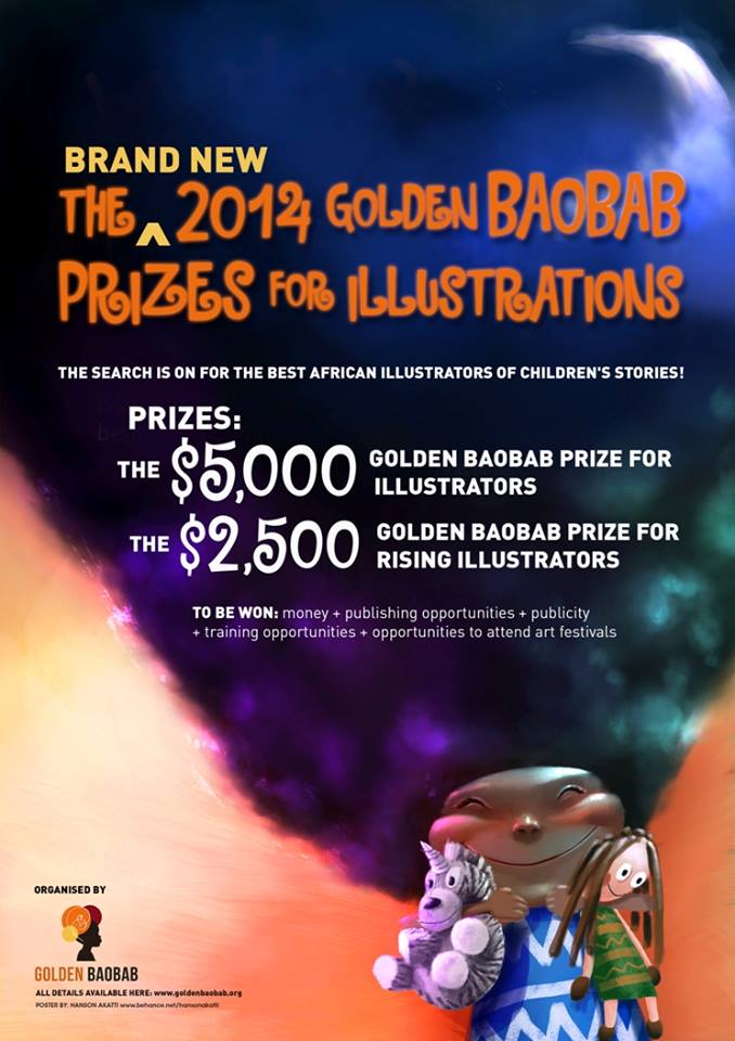 $20,000 Golden Baobab Prizes Call for Submissions