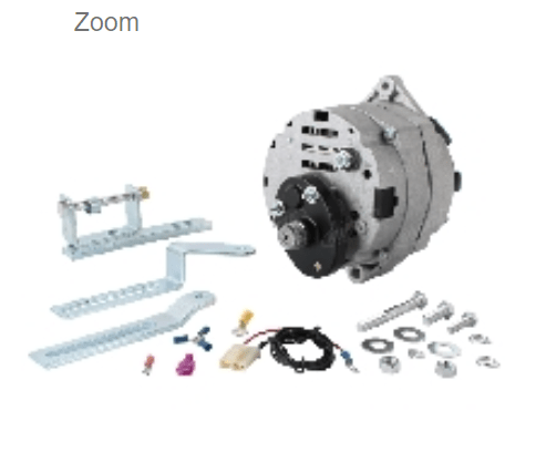 New Tractor Alternator Conversion Kit Replacement For Ford 600-4000 w//4cyl