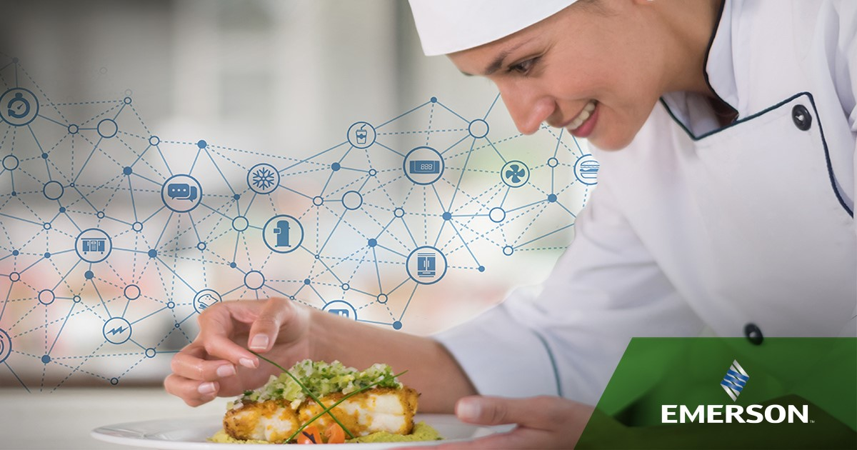 Connecting the commercial Kitchen