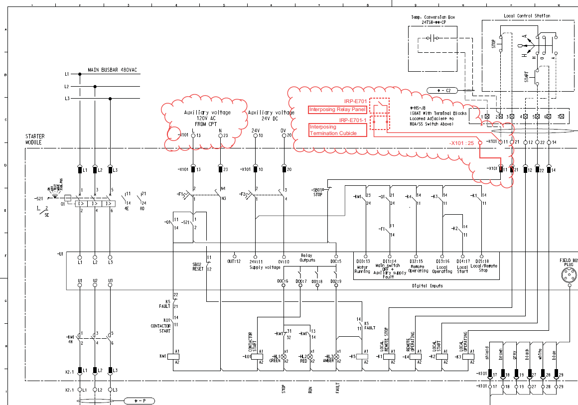 interposing relay panel wiring diagram 2000 nissan xterra radio schematic get file lj36559 start stop station for