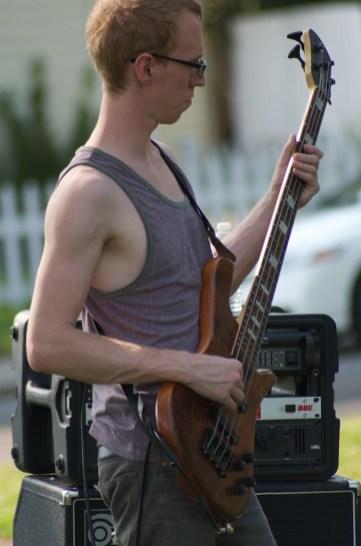 Island Soul bassist