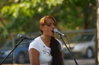 Island Soul singer