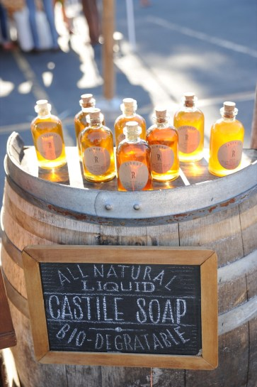 Rocky River Soaps — good for your skin, good for the environment.