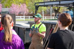 Andy of Spokane Urban Forestry gives some tips and instructions.