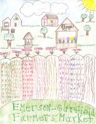 Garfield Elementary winner: Karissa Orlob