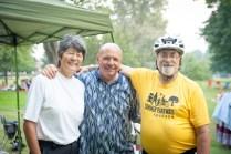Emerson-Garfield Neighborhood Council and Summer Parkways — a great team!