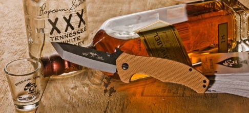 Emerson Desert Roadhouse Knife