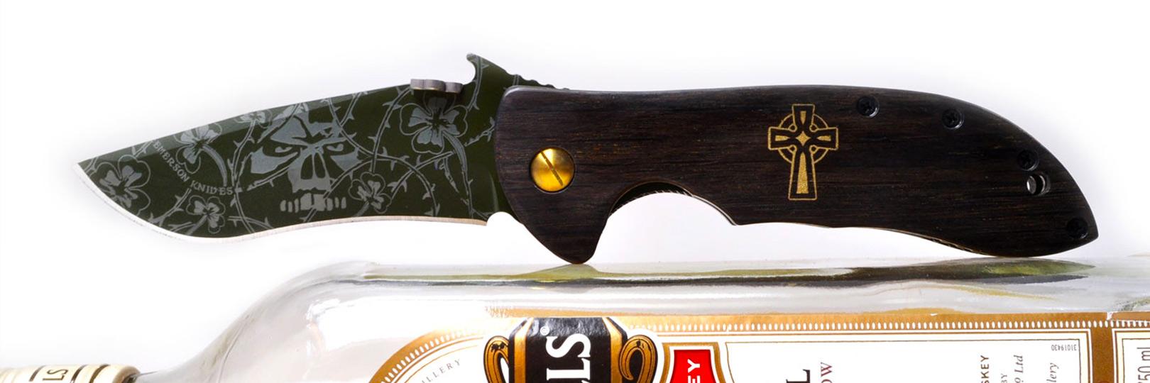 Emerson Irish Knives Header