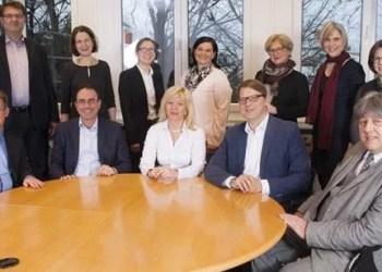 Лаборатория гистологии в Германии