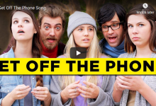 "Photo of ""Get Off the Phone!"""