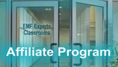 Photo of Your Invitation to Join the EMF Experts Classroom Affiliate Program