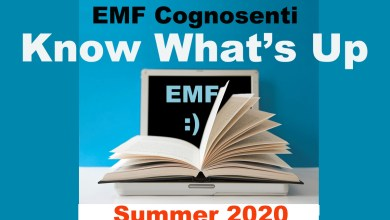 Photo of What's Up?  Worldwide Current Events for the EMF Cognoscenti (Summer 2020)