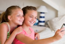 Photo of Over 50% of our Kids under Age 11 have a Cellphone and Livestreaming Puts them in Real Danger