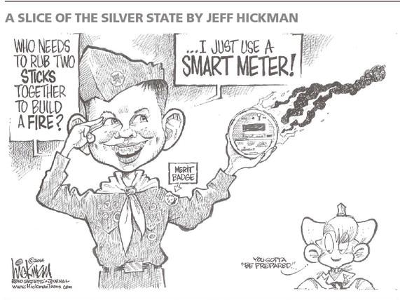 Smart Meter Health Complaints