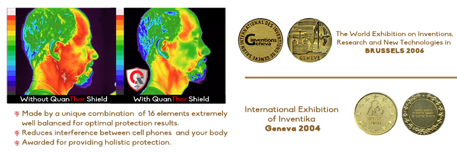 radiation-protection-Shield-EMF-international-awerded-geneva-brussels-quanthor
