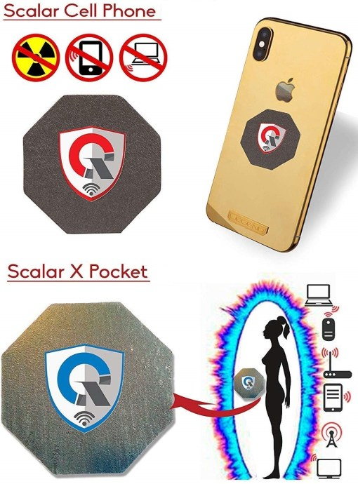 new_quanthor_Gold_BUNDLE_emf_protection_cell_phone_pendant_scalar_energy_space