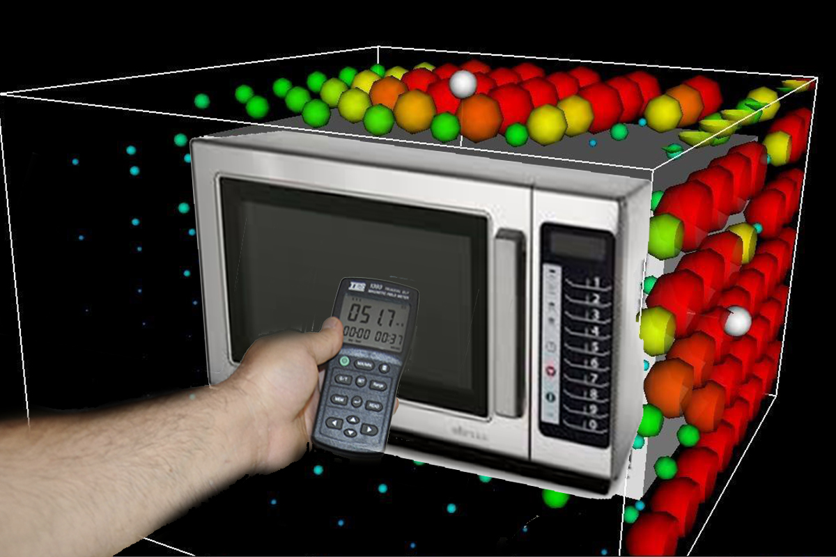 Image result for Microwave Radiation Protection Shield: Know About The Reasons To Use It