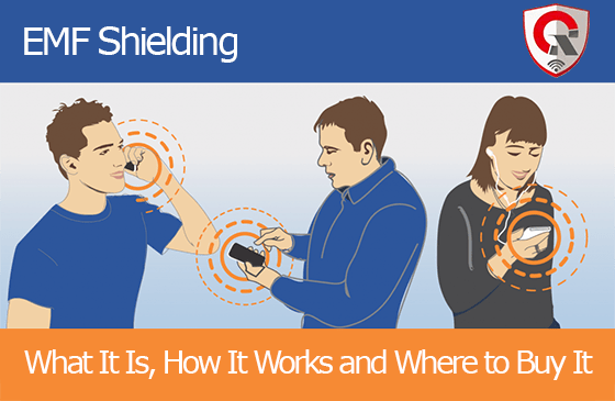 EMF Shielding What It Is, How It Works and Where to Buy It